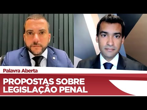 Carlos Jordy explica propostas para atualizar legislação penal - 15/09/2021