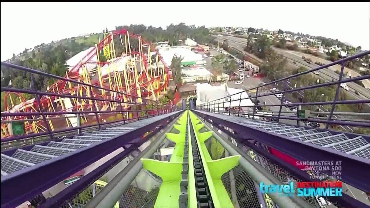 Medusa At Six Flags Discovery Kingdom | Racer.lt