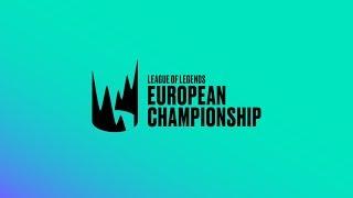 S04 vs. VIT | Playoffs Round 1 | LEC Summer | Schalke 04 vs. Team Vitality (2019)