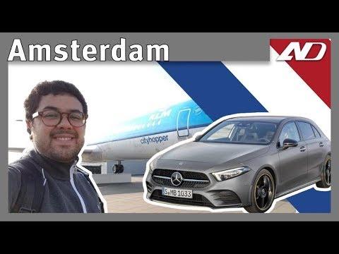 Fui a Amsterdam y no precisamente a probar bicicletas - Vlog Gabo Salazar