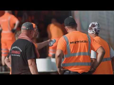 Gemeinsam ans Ziel: Arbeitsgemeinschaft A39