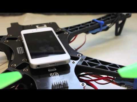 TBS Discovery Quadcopter Gemfan 10x4.5 vs 9x4.7 Propeller Vibration Comparison - UC_LDtFt-RADAdI8zIW_ecbg