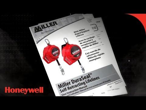 Miller DuraSeal SRL Lifeline Replacement