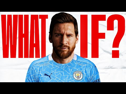 What if Messi Actually Transferred to Man City? | FIFA 21 Experiment