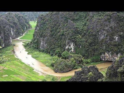 Trang An & Tam Coc: Karst Scenery of Ninh Binh, Vietnam in 4K Ultra HD