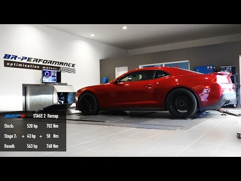Chevrolet Camaro ZL1 Stage 2 BR-Performance