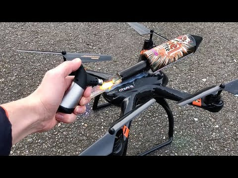 Rocket powered RC Drone !! Amazing Air Launch - UCqsS8fU6yVxrJr5y_CoUn3w