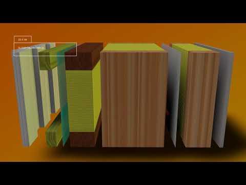 Älvsbytalo Energy Wall - Energiaseinä kantaa tulevaisuuteen