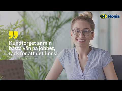 Introduktion till Hogias digitala supportstöd – Kundtorget