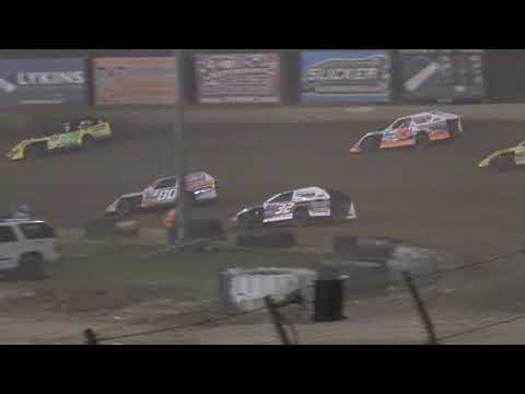 Florence Speedway | 7/24/21 | Modifieds | Feature - dirt track racing video image
