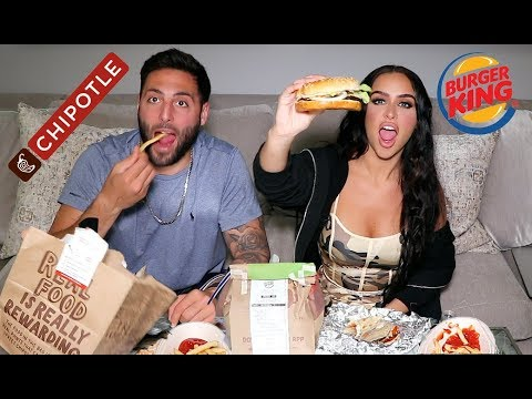 MUKBANG Q&A | LIVING TOGETHER, DEALING W/ JEALOUSY