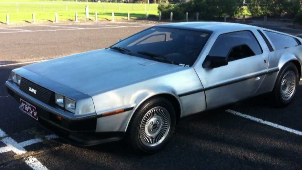 Delorean | DMC-12 | VIN 01955