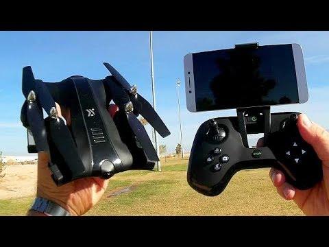 XIANGYU XY017HW 720p HD FPV Camera Drone Flight Test Review - UC90A4JdsSoFm1Okfu0DHTuQ