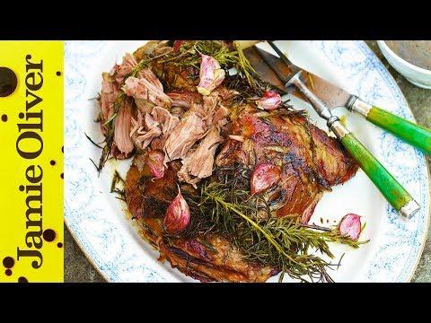 Italian Roast Leg of Lamb | Jamie Oliver - UCpSgg_ECBj25s9moCDfSTsA