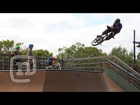 BMX Rocket Air Trick Tip With Ryan Nyquist: Getting Awesome Ep. 18 - UCDmaPHBzr724MEhnOFUAqsA