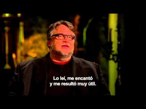 LA CUMBRE ESCARLATA - Entrevista a Guillermo del Toro