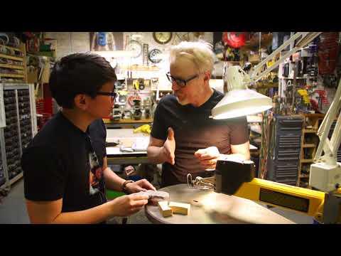 Adam Savage Build Tip: Using a Scroll Saw