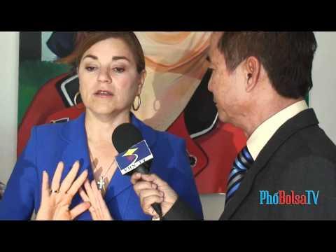 Dân biểu Loretta Sanchez trả lời phỏng vấn truyền thông Việt Ngữ - phần 1