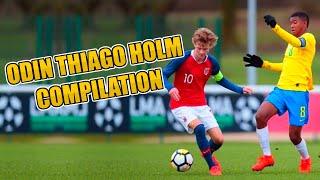 Odin Thiago Holm ● Skills & Goals
