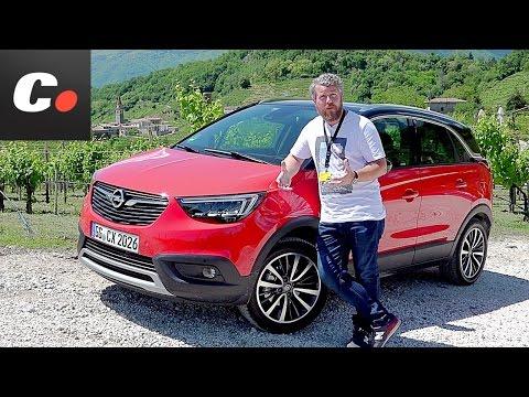 Opel Crossland X 2017 SUV | Primera prueba / Test / Review en español | Contacto | Coches.net