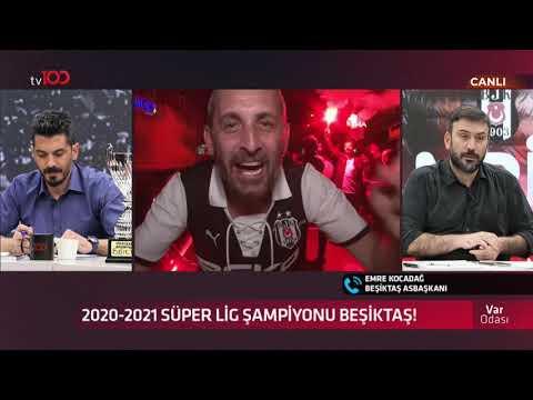 Beşiktaş Asbaşkanı Emre Kocadağ Var Odası'na konuştu