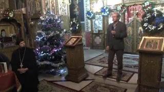 Dan Puric in Urziceni: Conferinta