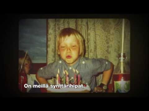 Norwegian TV-mainos / Syntymäpäivät Versio A