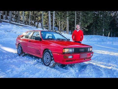 L'Audi Quattro è l'Audi più Iconica di Sempre!