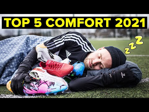 MOST COMFORTABLE FOOTBALL BOOTS 2021