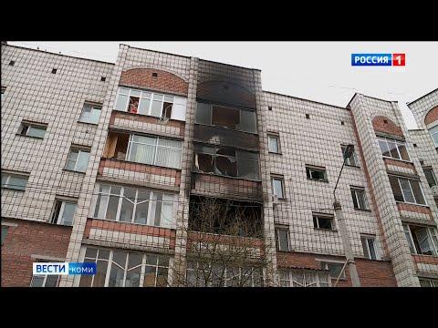 В Воркуте на пожаре погибла женщина