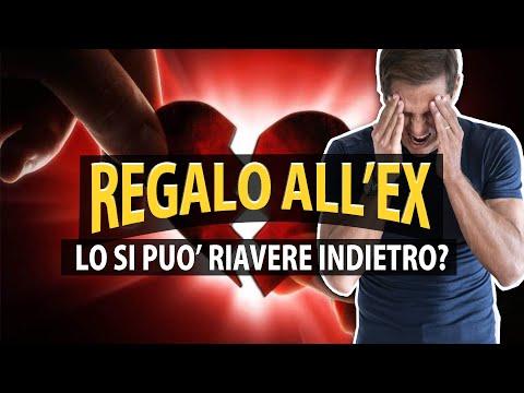 Si può chiedere la RESTITUZIONE DI UN REGALO ALL'EX? | avv. Angelo Greco
