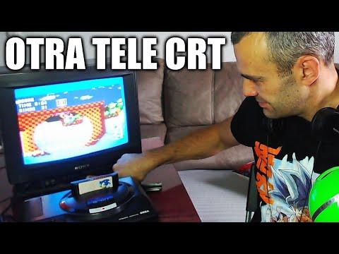 Nueva Tele CRT - Sony Trinitron KV-M14E