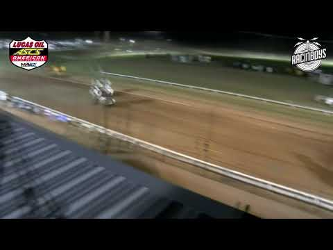 ASCS National Highlights at Wakeeney Speedway 8 27 21 - dirt track racing video image
