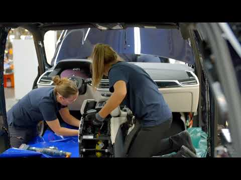BMW X5 (2019) PRODUCTION ? Assembly Line