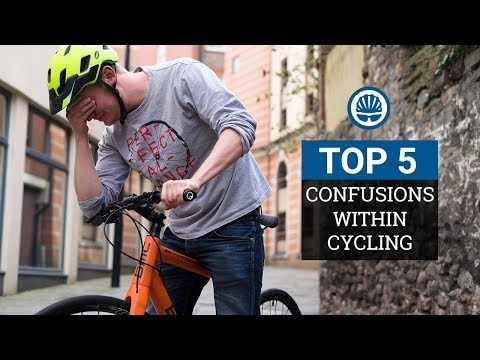 Top 5 | Most Confusing Topics Within Cycling