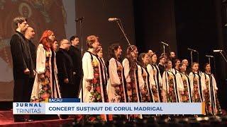 Concert sustinut de corul Madrigal