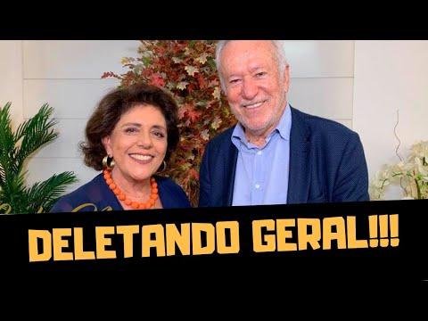 ALEXANDRE GARCIA E LEDA NAGLE DELETAM VÍDEOS NEGACIONISTAS / BOLSOLÃO OU TRATORAÇO?!