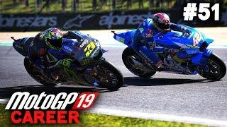 DOVI ON A COMEBACK! | MotoGP 19 Career Mode Part 51 (MotoGP 2019 Game PS4 Gameplay)