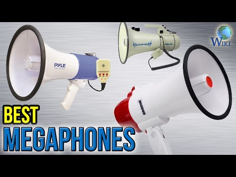 7 Best Megaphones 2017 - UCXAHpX2xDhmjqtA-ANgsGmw