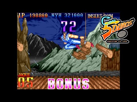 "DRAGON MASTER (JACKIE) - ""CON 5 DUROS"" Episodio 837 (+Clay Fighter 2 / SNES) (1cc)"