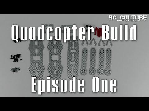 Quadcopter Build Episode 1 - UCs03kauLtH4Q9bDhUoNE5Rg