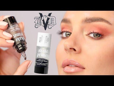 """KVD Shake Primer: The Best Eyeshadow Ever"""" Chloe Morello"""