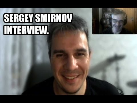SEGEY SMIRNOV INTERVIEW SUPER MARIO BROS ZX