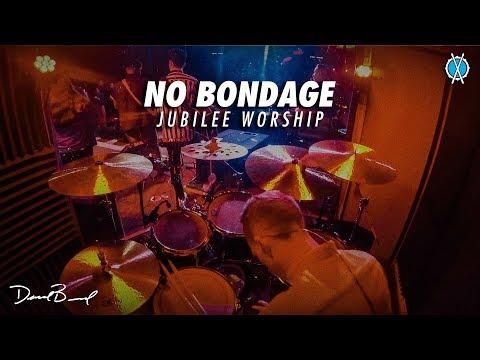 No Bondage Drum Cover // Jubilee Worship // Daniel Bernard