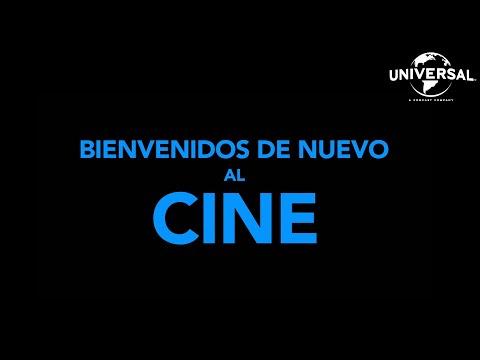 BIENVENIDOS DE NUEVO AL CINE (Universal Pictures)