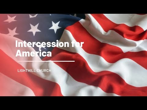 Intercession for America in  Times of Pestilence