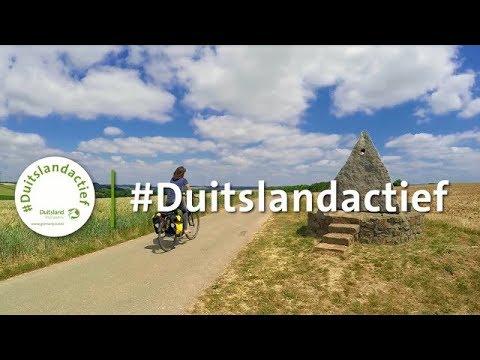#Duitslandactief - Verken het groene Saarland op de fiets!