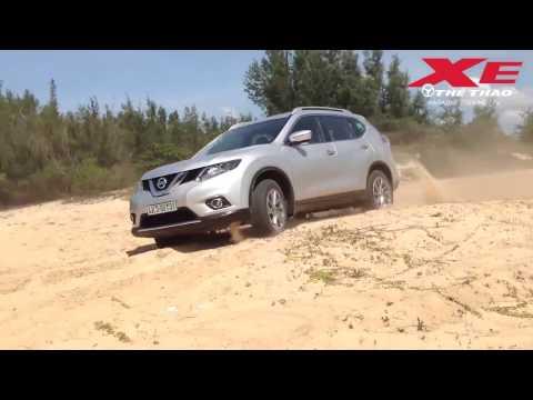 Trải nghiệm Nissan X Trail cùng Xe & Thể Thao