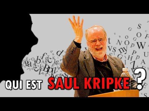 Qui est Saul Kripke ?
