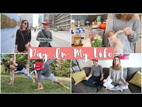 MY DAY IN THE LIFE | WHAT I EAT IN A DAY AT WORK